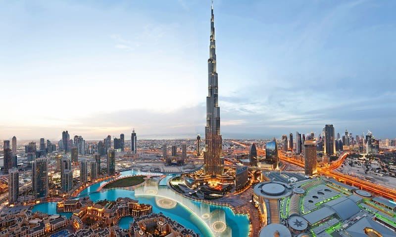 Luxury Apartment close to Burj Khalifa, Dubai Mall