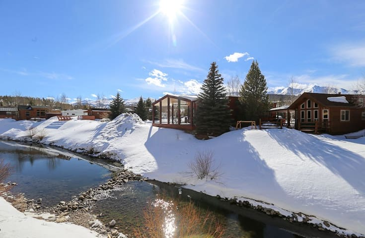 Beautiful Mountain Cabin Get Away in Breckenridge - Breckenridge - Cabaña
