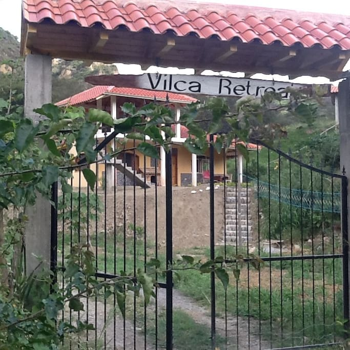 At the Gates of Vilca Retreat