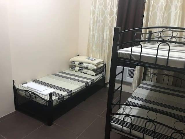 Quezon City home near SM and Trinoma (Unit 204A)