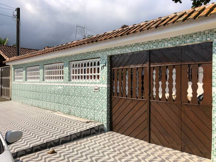 Casa Aconchegante na Praia Grande Em Vila Caiçara