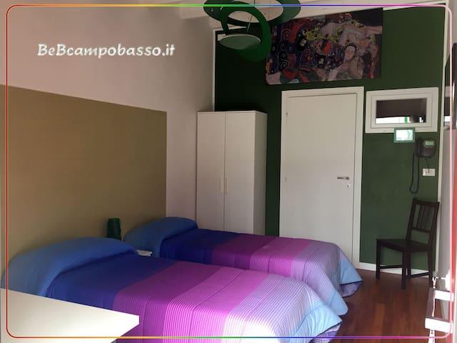 BeBcampobasso (alloggio Verde)
