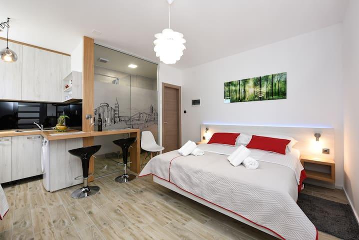 Zadar: Studio apartments 3M  - Ap1