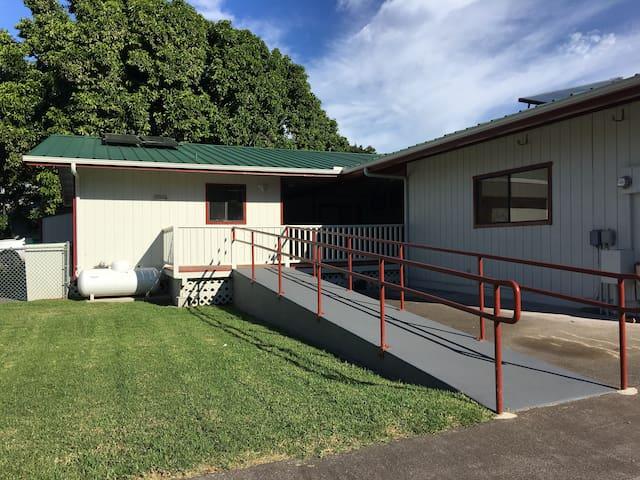 Hale Pono Ohana Suite - Monthly Rental