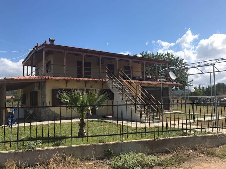 Villa to rent near the beach
