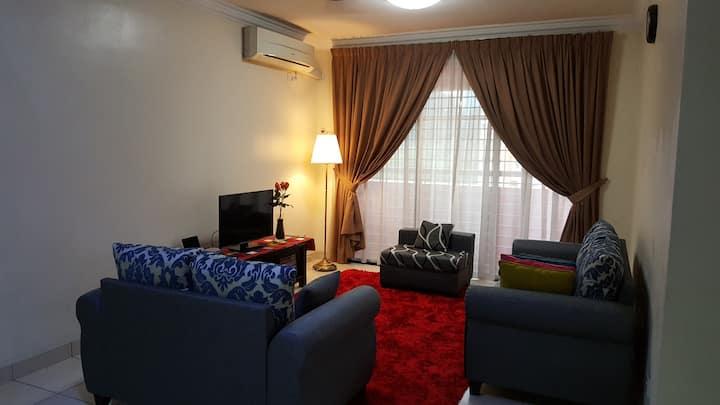 Putra Villa Condo LRT Gombak Kuala Lumpur
