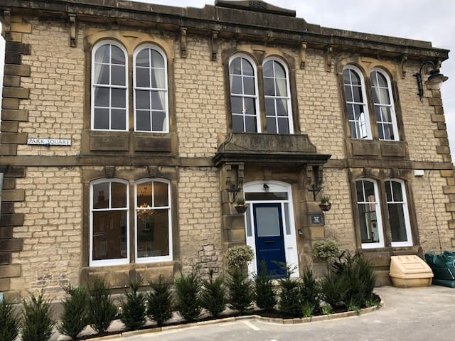 The Stunning Old Bank, Central Masham, Luxury