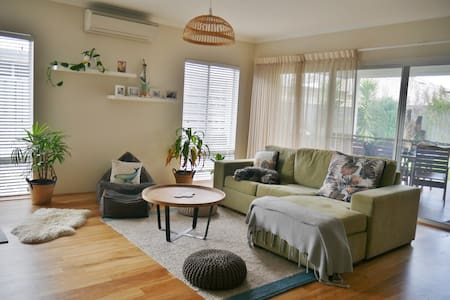 Super Comfy Bed in Modern Home