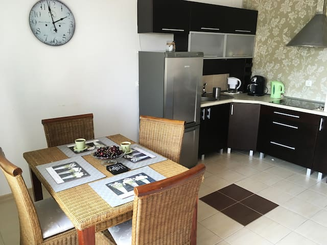 Apartament Bursztynowy