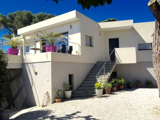 Villa O2 et sa Baraquette - Sète - Villa
