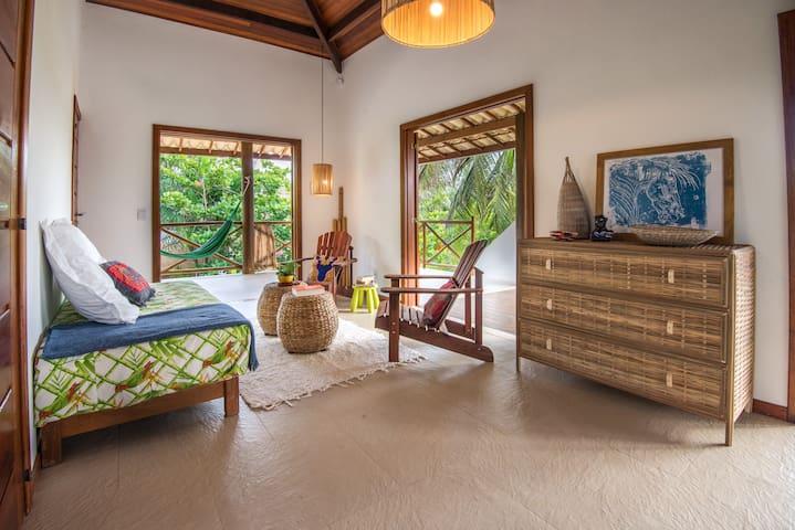 Paradise Beach House - 1° andar
