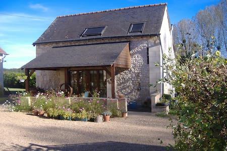 Le Haut Gue - Parçay-les-Pins - Guesthouse