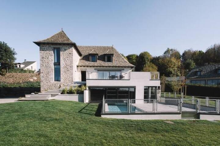 Maison Val d'Aubrac