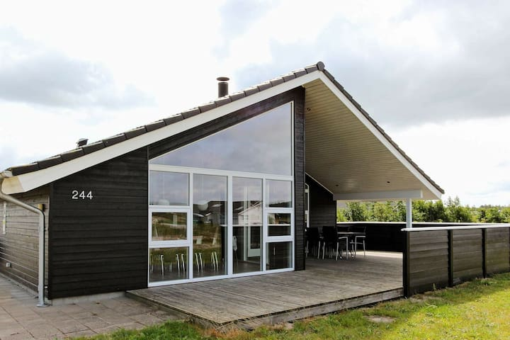 Luxurious Holiday Home in Brovst with Play Area for Kids