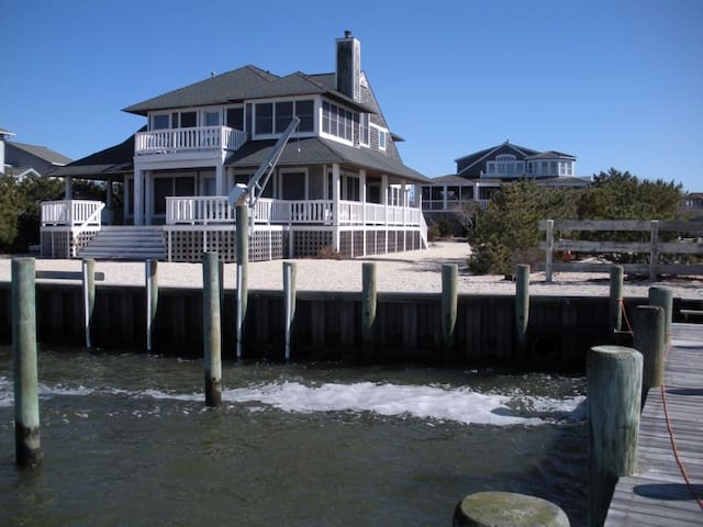 134 E Bay cove Long Beach Island