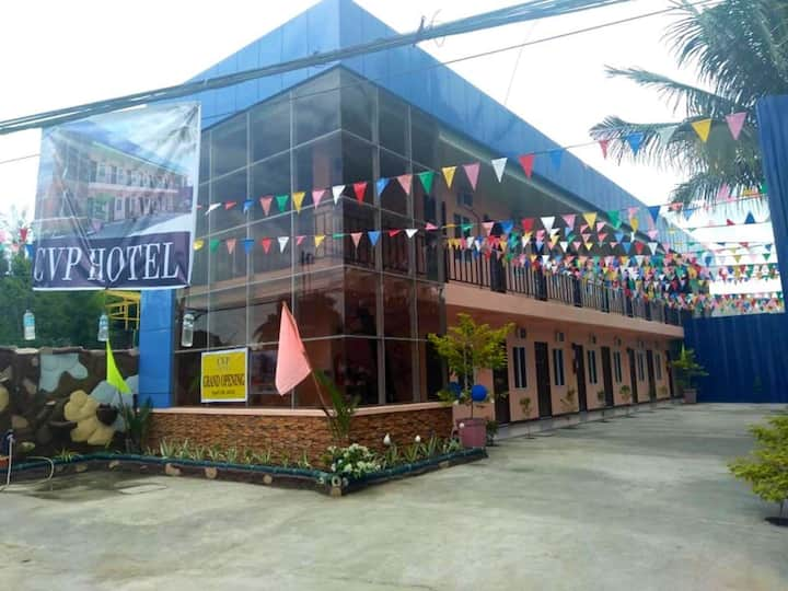 Newest and Affordable mini hotel in Tagum City.