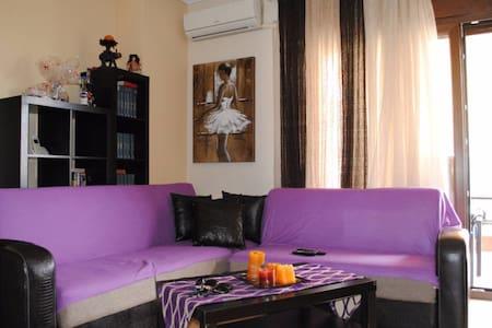 Coastal 2ndfloor apartment in N.Michaniona - Thessaloniki