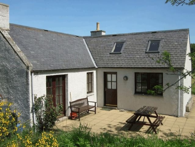 Semeil Cottage - Aberdeenshire - House