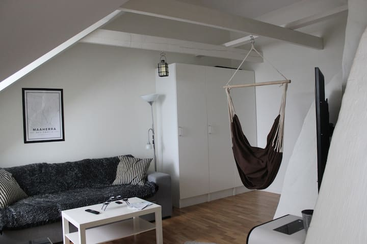 Beautiful studio at the center of Gothenburg - Gotemburgo - Departamento