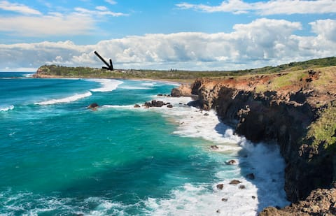 Headland Hideaway - 800m to Two Stunning Beaches!