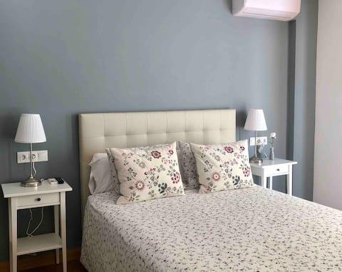 Lahkotno in lepo stanovanje v centru Ronda