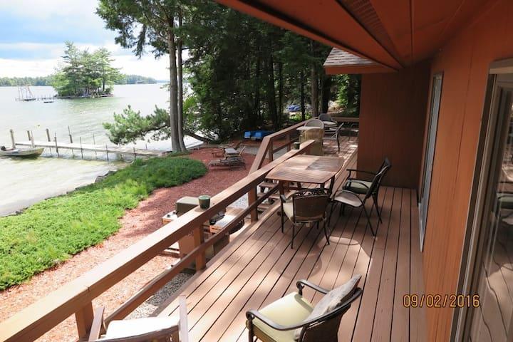 52 foot deck