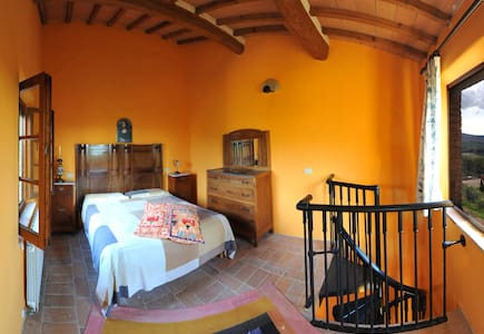 Relax in the country farm - Buonconvento