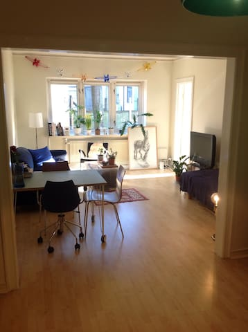 Artistic apartment in city centre s - Oslo - Daire