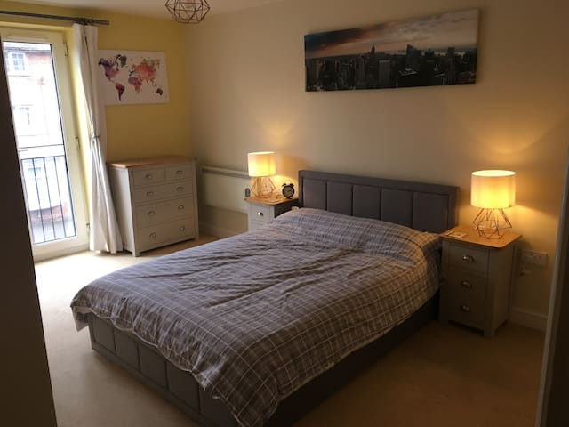 Double room in Warwick