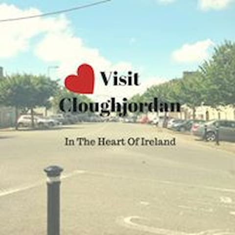 "Cloughjordan ""A Holiday Rental"""