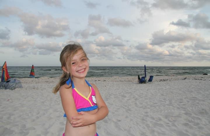 Beachfront Orange Beach Condo at Regency Isle
