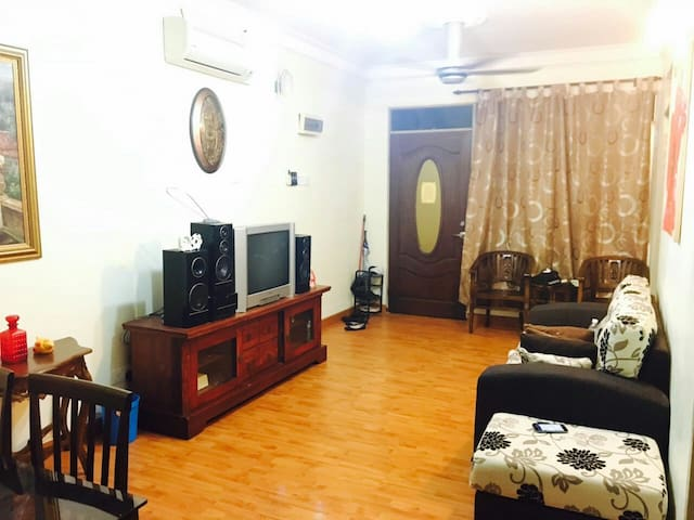 Comfort to stay - Petaling Jaya - Apartment