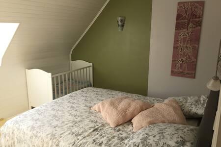"""Calm & Comfort - """"Ajoncs"""" Bedroom"""