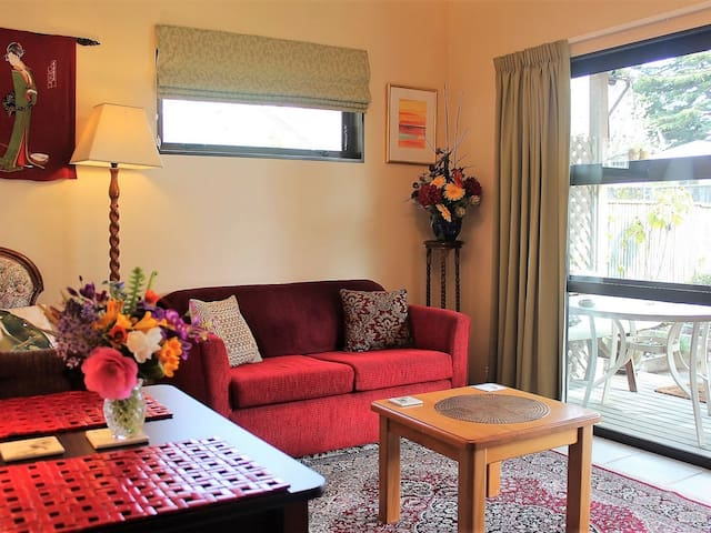 A Touch Oriental - Nelson Apartment