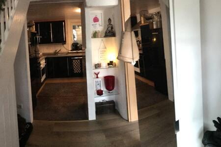 kleines Zimmer auf dem Land