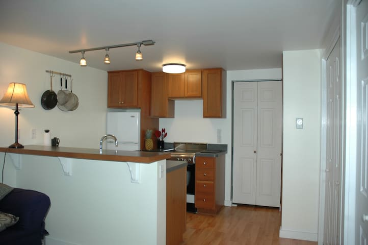 Affordable In-Town Apartment - Tisbury - Apartemen