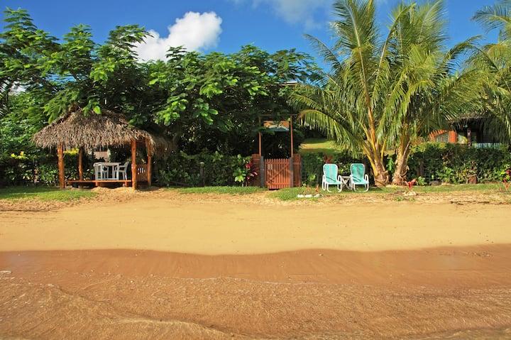 Coconut Grove Beachfront Cottages-Mango Bure