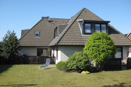 Haus Kerstin an der Nordsee in Cuxhaven – Duhnen