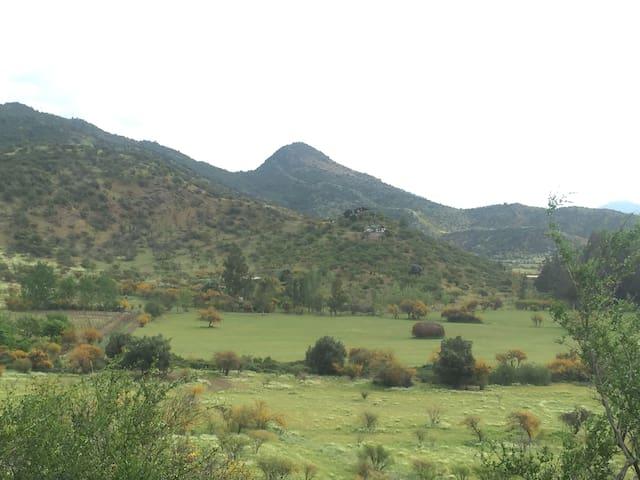 Rancho San Luis, Chile. Campo y patrimonio