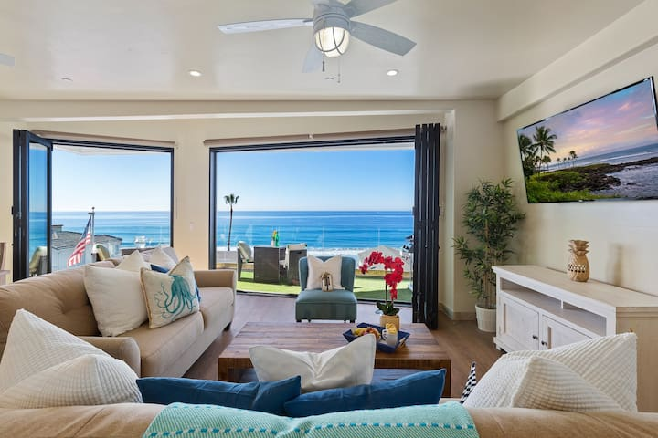 Beach View Home with Spa Pe-4271