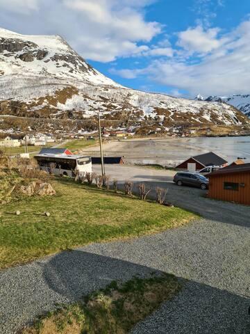 Leilighet i fantastiske Grøtfjord