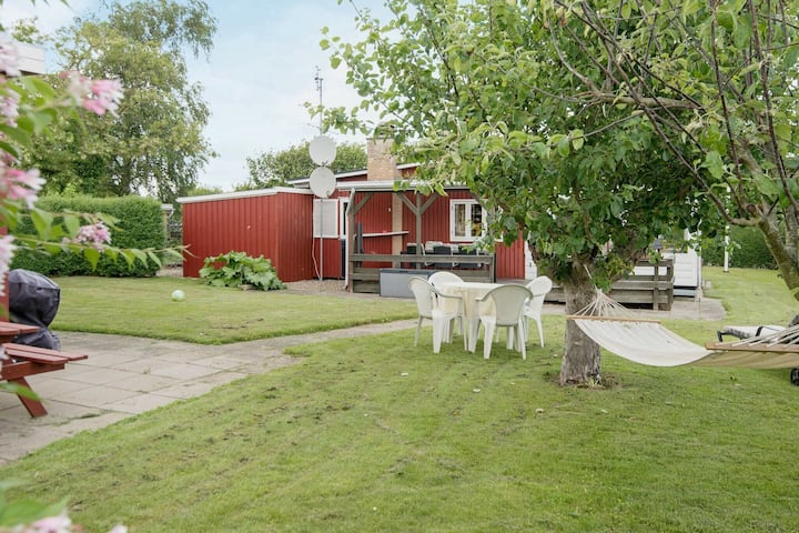 Luring Holiday Home in Jutland Denmark with Garden