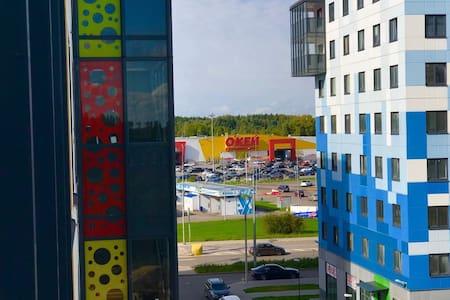 Милая квартира с террасой в шведском квартале