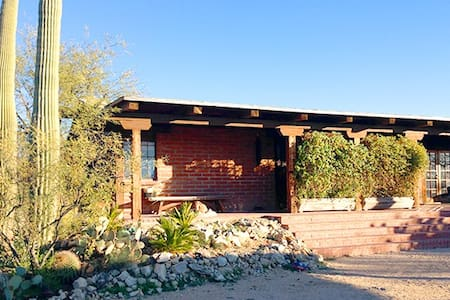 Desert Retreat with Stunning Views - Tucson - Dům