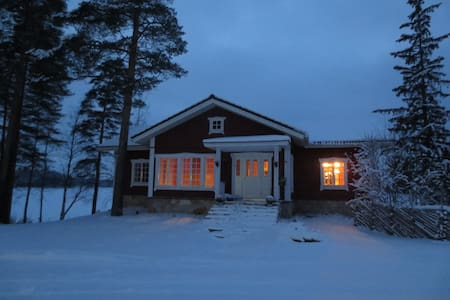 Relaxed natureholidays in the Finnish countryside