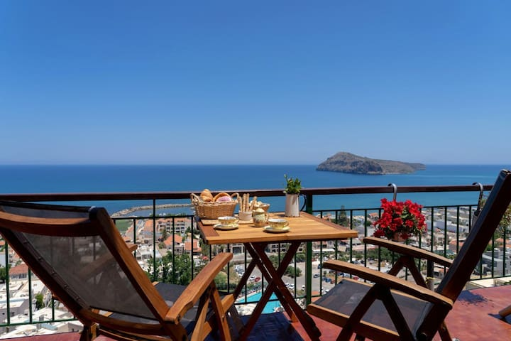 Perfect holiday house in Platanias!