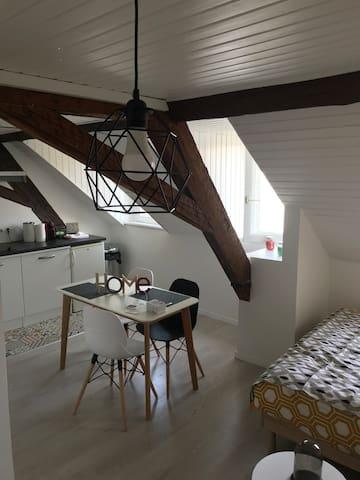 Lyam 2-studio cosy en plein cœur du centre ville -