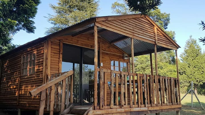 2 Sleeper Self Catering Cabin