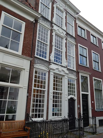 House on the Oude Delft