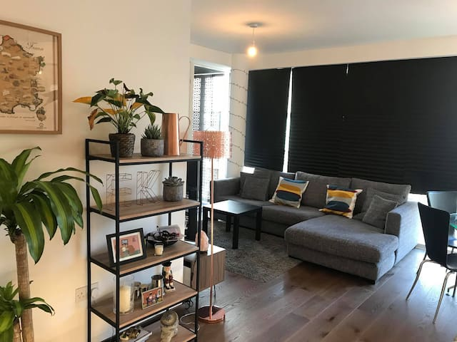 Brand New Hackney Wick 1 bedroom Apartment